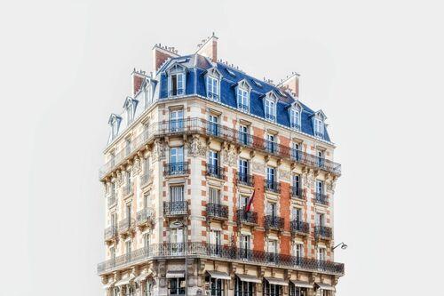 47 RUE ETIENNE MARCEL -  LDKPHOTO - Photograph