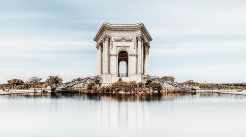 Château d'Eau de la promenade du Peyrou -  LDKPHOTO - Photograph