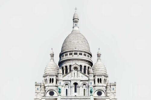 BASILIQUE DU SACRÉ-CŒUR DE MONTMARTRE -  LDKPHOTO - Photographie