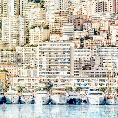 BOATS AND FLATS -  LDKPHOTO - Photograph