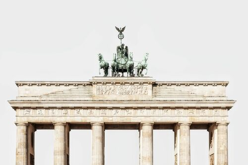 BRANDENBURGER TOR -  LDKPHOTO - Photograph