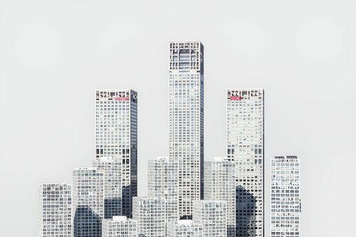 CBD BEIJING -  LDKPHOTO - Photographie