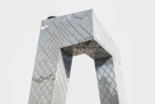 CCTV TOWER I -  LDKPHOTO - Photograph