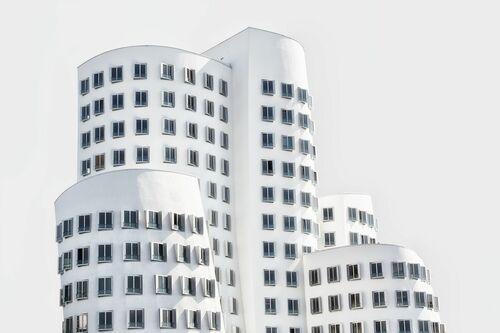 DUSSELDORF - NEUER ZOLLHOF VIEW I -  LDKPHOTO - Photograph