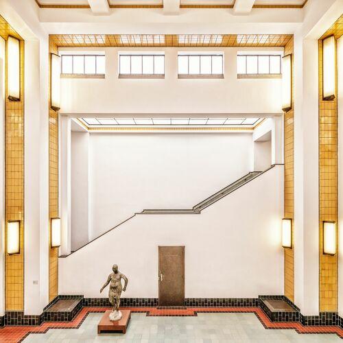 GEMEENTEMUSEUM II -  LDKPHOTO - Kunstfoto