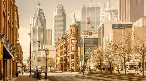 GOODERHAM BUILDING I -  LDKPHOTO - Photograph