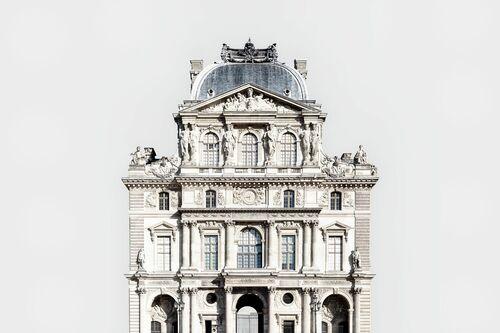 LE PAVILLON DE L'HORLOGE - PALAIS DU LOUVRE -  LDKPHOTO - Photograph