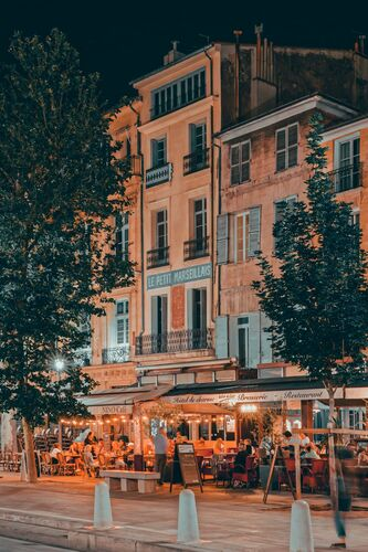 LE PETIT MARSEILLAIS -  LDKPHOTO - Photograph