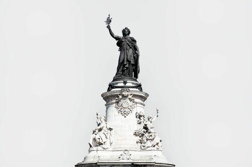 MONUMENT À LA RÉPUBLIQUE -  LDKPHOTO - Photograph