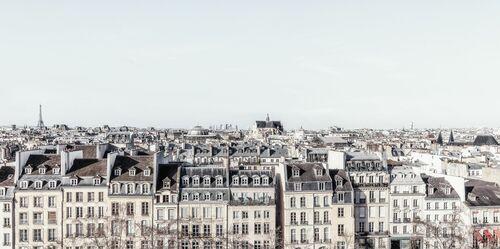 PARIS - DE TOITS EN TOITS -  LDKPHOTO - Photograph