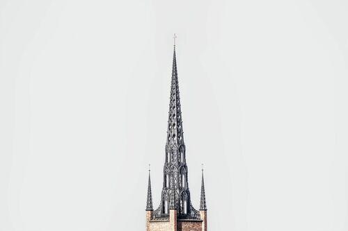 RIDDARHOLMSKYRKAN -  LDKPHOTO - Photographie