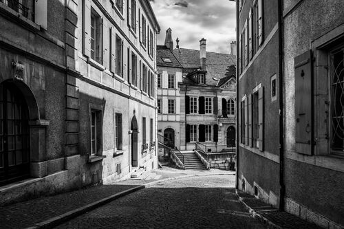 RUE DU CHÂTEAU -  LDKPHOTO - Photograph