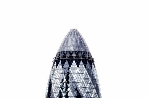 THE GHERKIN -  LDKPHOTO - Photograph