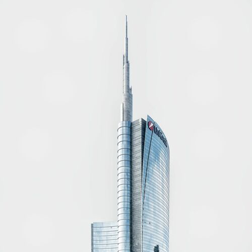 TORRE UNICREDIT -  LDKPHOTO - Photographie