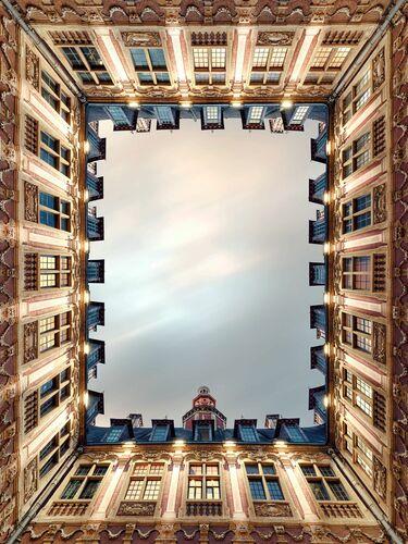 VIEILLE BOURSE II -  LDKPHOTO - Photographie