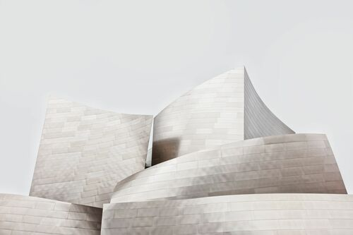WALT DISNEY CONCERT HALL SAILS I