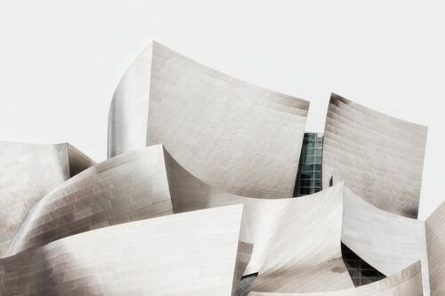 WALT DISNEY CONCERT HALL SAILS II