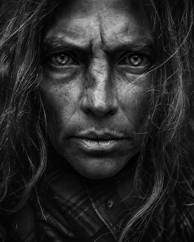 BRITTANY - LEE JEFFRIES - Kunstfoto