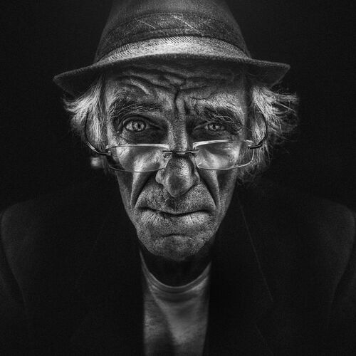PIERRE - LEE JEFFRIES - Kunstfoto