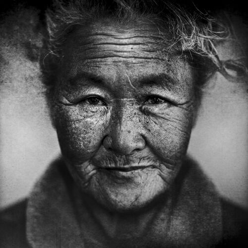 Skid Row I - LEE JEFFRIES - Photograph