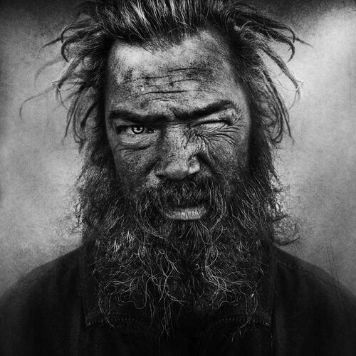 Skid Row IV - LEE JEFFRIES - Fotografia