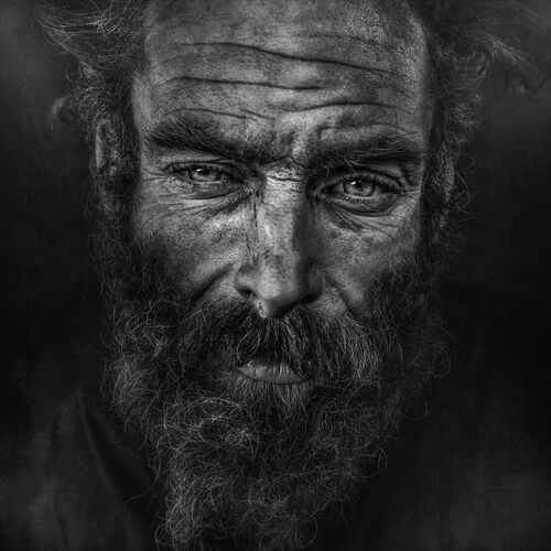 SKID ROW V - LEE JEFFRIES - Fotografia