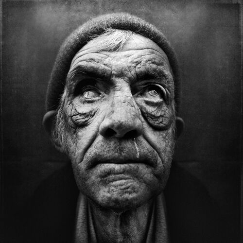 Tony - LEE JEFFRIES - Photograph