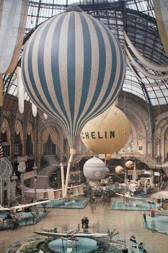Grand Palais - LEON GIMPEL - Fotografie