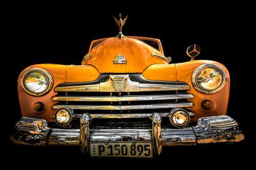 Cuba's car - Ford Deluxe 1947 - LORENZO MITTIGA - Fotografia
