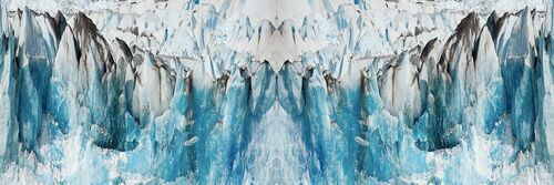 ICYMETRY GLACIER VIEDMA PATAGONIA - LUC HARDY - Photographie