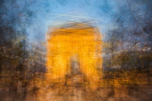 Arc - LUC MARCIANO - Photograph