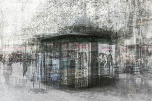 Kiosque - LUC MARCIANO - Photograph