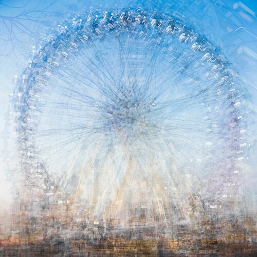 Roue - LUC MARCIANO - Photographie