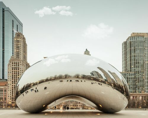 BEAN CHICAGO - LUDWIG FAVRE - Photographie