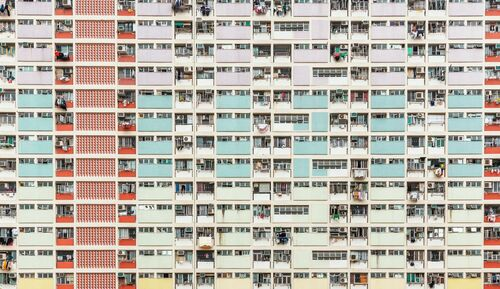 HONG KONG - LUDWIG FAVRE - Photographie