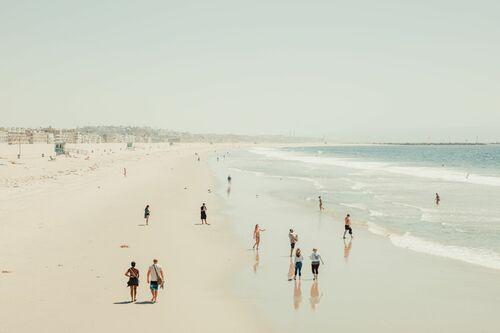 LA VENICE BEACH - LUDWIG FAVRE - Photographie