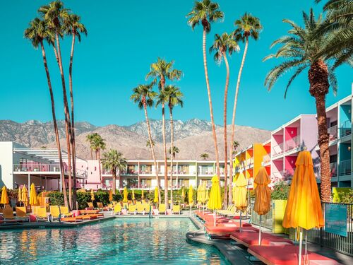 PALM SPRINGS III - LUDWIG FAVRE - Photographie