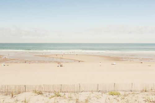 Summer Beach I - LUDWIG FAVRE - Photograph