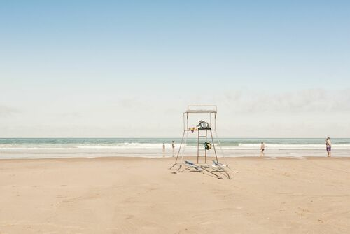 Summer Beach II - LUDWIG FAVRE - Photographie