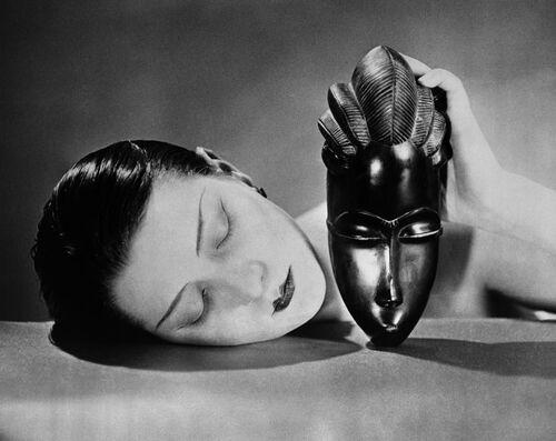 Noire et blanche, 1926 -  MAN RAY - Photographie