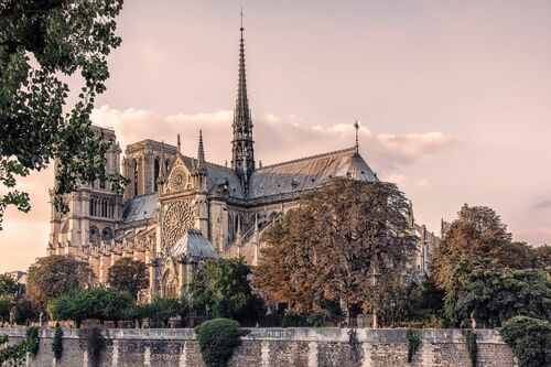 THE NOTRE DAME OF YOUR MEMORY - MANJIK PICTURES - Photograph