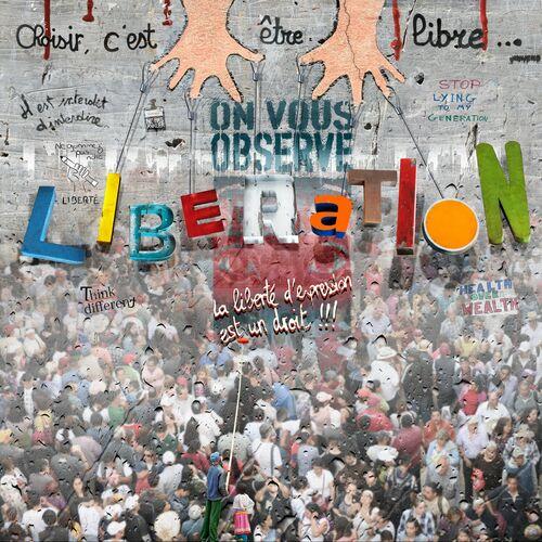 LIBERATION - MARIE LAURE VAREILLES - Photograph