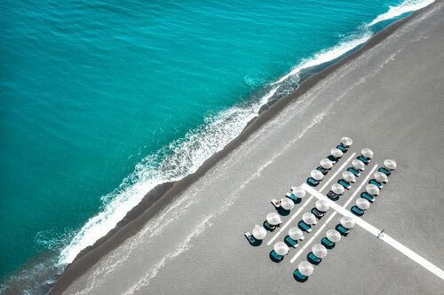 BEACH POWER PLANT - MARINA VERNICOS - Photographie