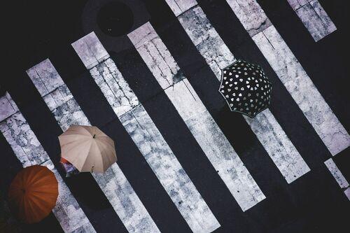 TOKYO IV - MASASHI WAKUI - Kunstfoto