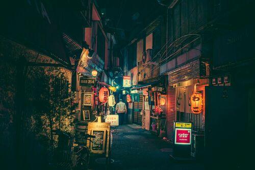 TOKYO VI - MASASHI WAKUI - Kunstfoto