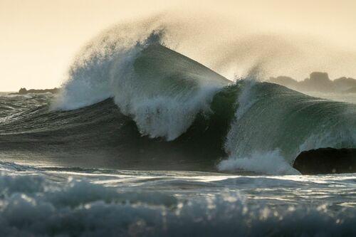 DEFERLEMENT OCEANIQUE - MATHIEU RIVRIN - Kunstfoto