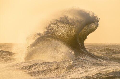 La danse de l'ocean - MATHIEU RIVRIN - Kunstfoto