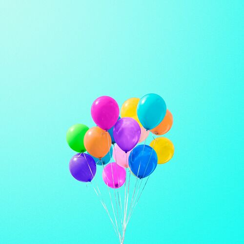 Balloons - MATT CRUMP - Photograph