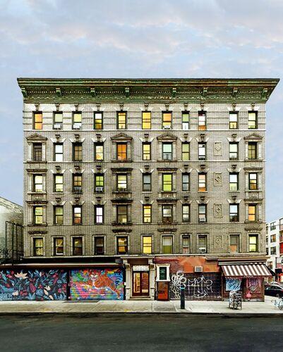 MARANS COURT LUDLOW STREET NYC - MATT PETOSA - Photograph