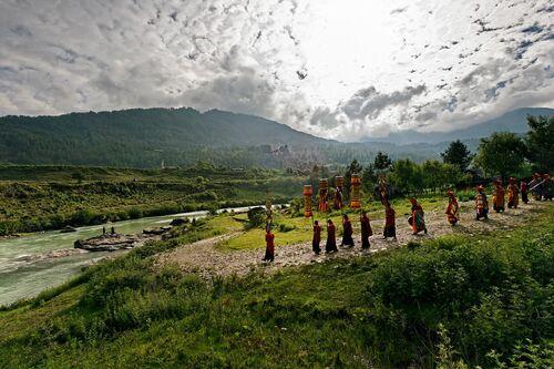 Bumthang - MATTHIEU RICARD - Fotografía